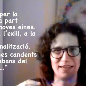 Entrevista a la Marta Serra
