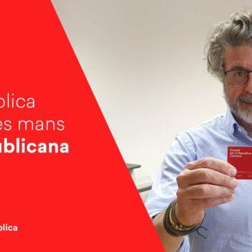 Toni Castellà explica la Identitat digital republicana