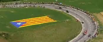 El Tour i els independentistes catalans