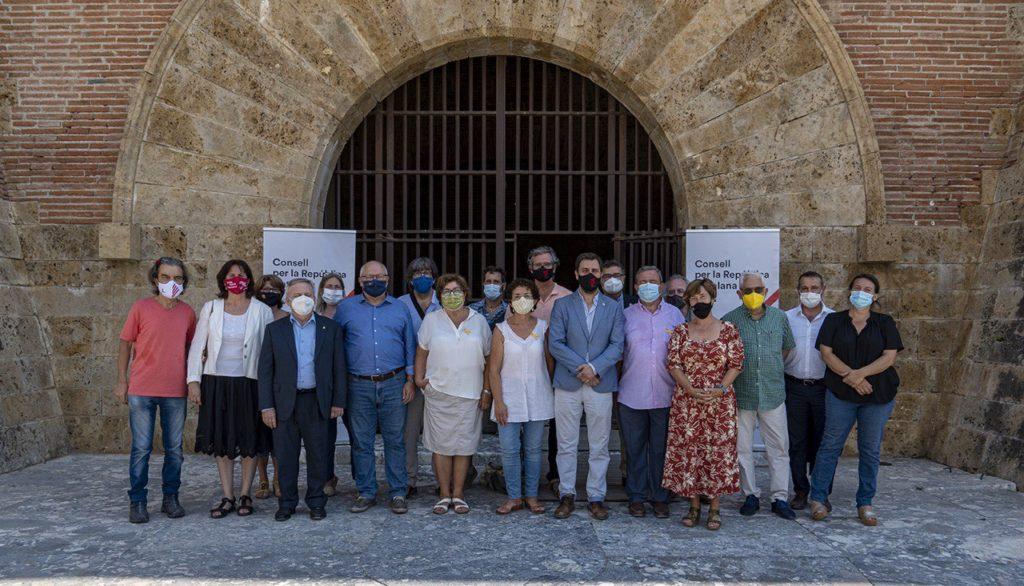 Membre del Consell x República, de la Delegació de Catalunya Nord i de la nova Delegació al Palau dels Reis de Mallorca